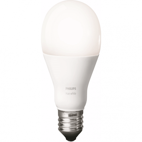 Philips Hue White Single LED E27 Light Bulb